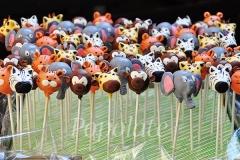 Cute animal cake pops