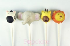 Cute animal cake pops