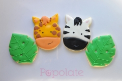 jungle-animal-themed-cookies