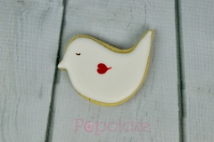 Love bird cookie