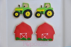 Farmyard cookies