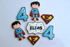 Superboy cookies