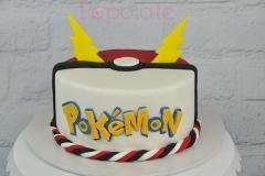 Pokemon cake, PIkachu