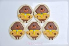 Duggee cookies
