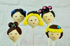 Harajuku cake pops