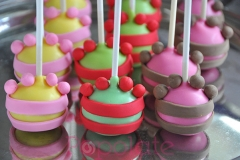 In the Night Garden cake pops