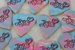 Jojo Siwa biscuits
