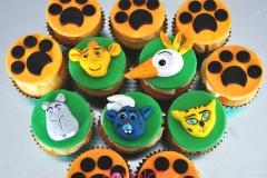 Lion Guard Disney Cupcakes