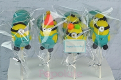 Tiffany & Co cake pops