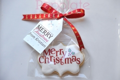 Personalised tag cookies