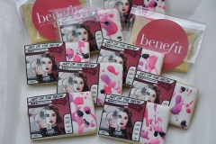 Benefit Cosmetics cookies