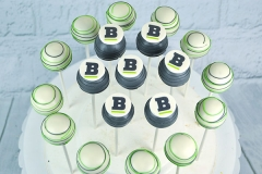 Bloc Technology cake pops