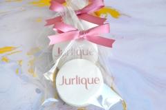 Jurlique Logo Cookies