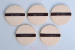 Laura Mercier powder puff cookie