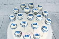 NCLH cake pops