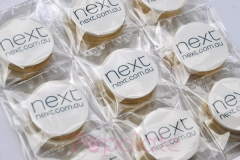 Next cookies individually wrapped