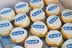 Oral B Cupcakes
