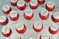 Signal cake pops