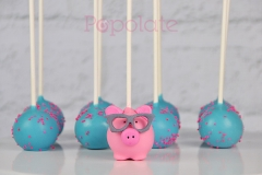 Spriggy cake pops
