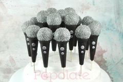 Mic cake pops, The Voice Australia