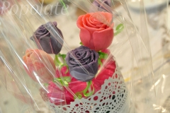 Cake pop bouquet for mother's day