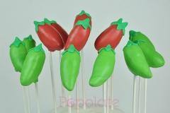Jalapeno cake pops