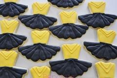 Emma Wiggle ballerina cookies