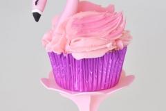flamingo-cupcakes