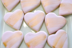 light-pink-gold-streak-cookies