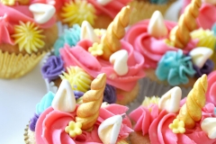 unicorn-flower-cupcakes