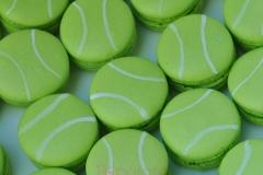 Tennis macaron