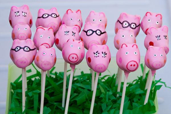 Peppa Pig Cake Sydney