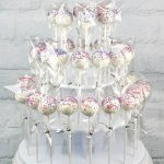Tiered cake pops for Technology One