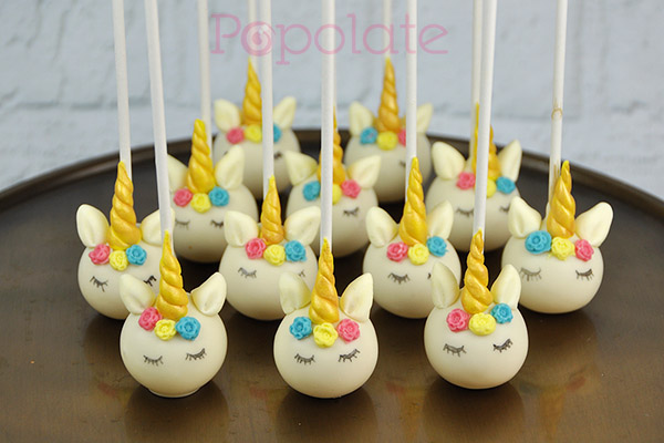 unicorn cake pops unicorn cookies and cake pops popolate 8164